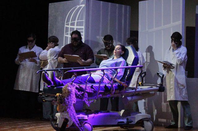 Shrink composes happy-ending schizophrenia opera