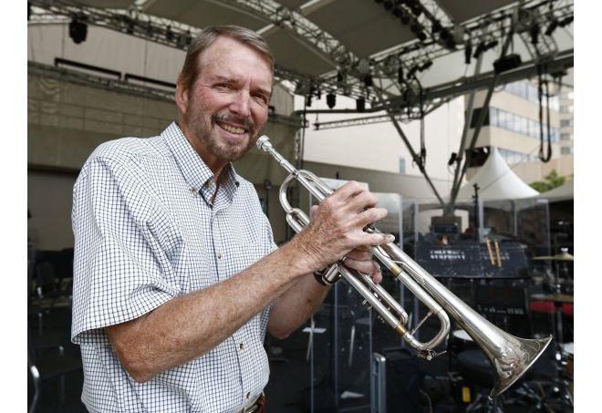 Principal trumpet retires after 50 years