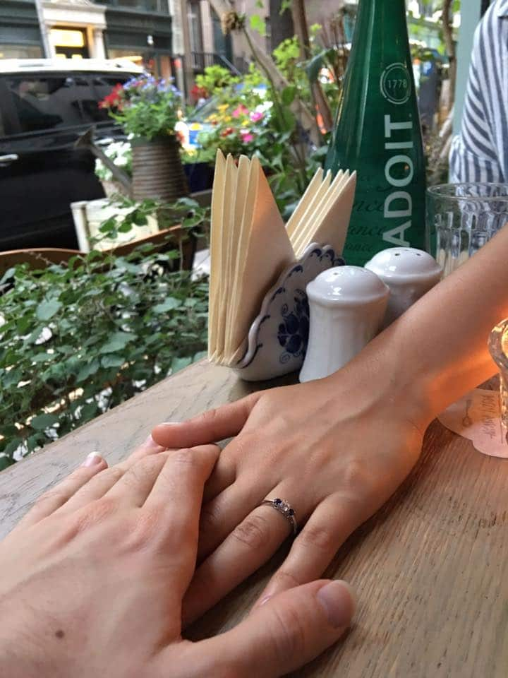 trifonov engaged