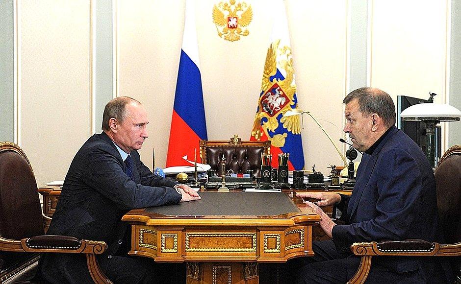 Bolshoi chief in health scare