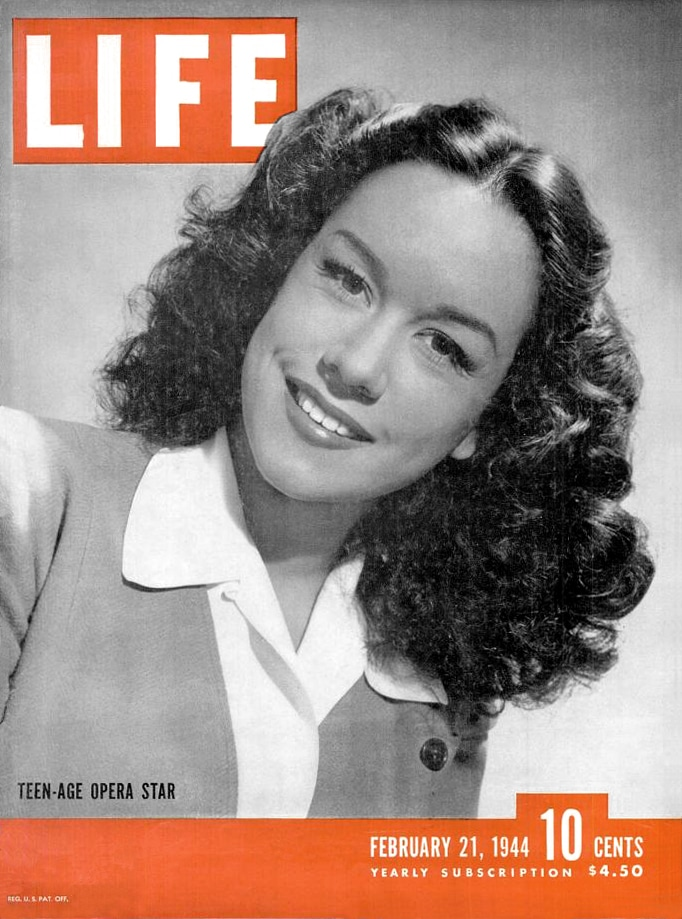 Death of an American opera star, aged 91