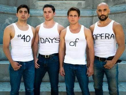 Boston declares 40 days of opera