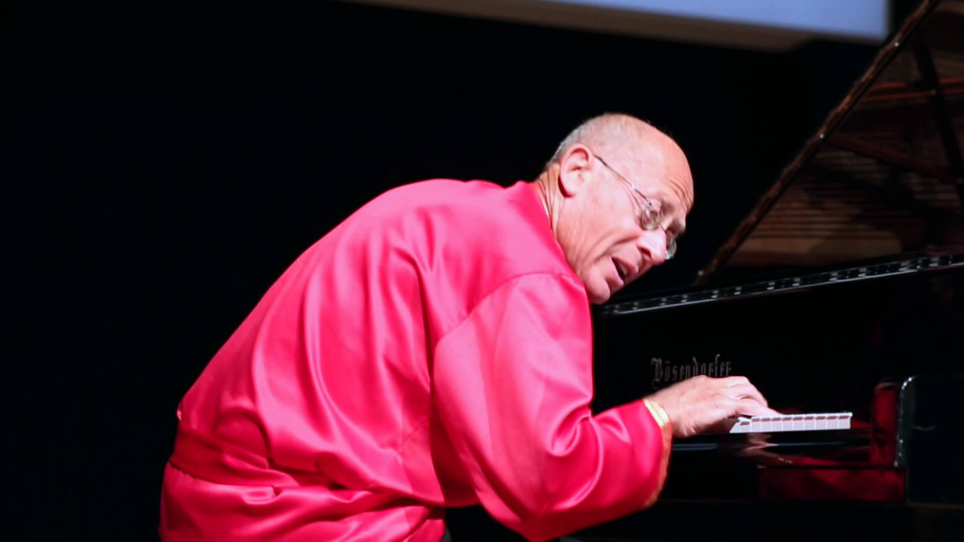 Shine again: David Helfgott is back after 20 years
