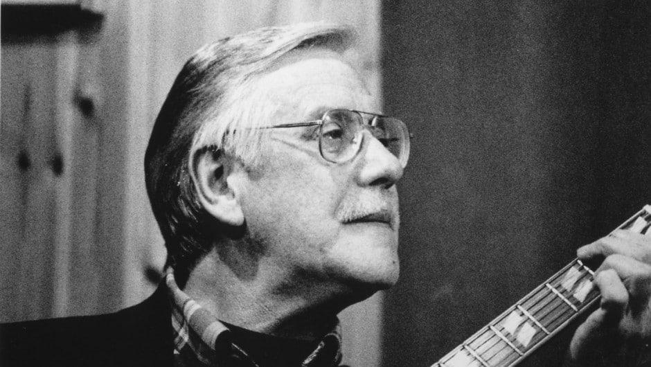 Irish jazz giant dies