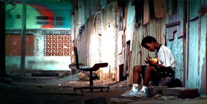 rio favela guitar