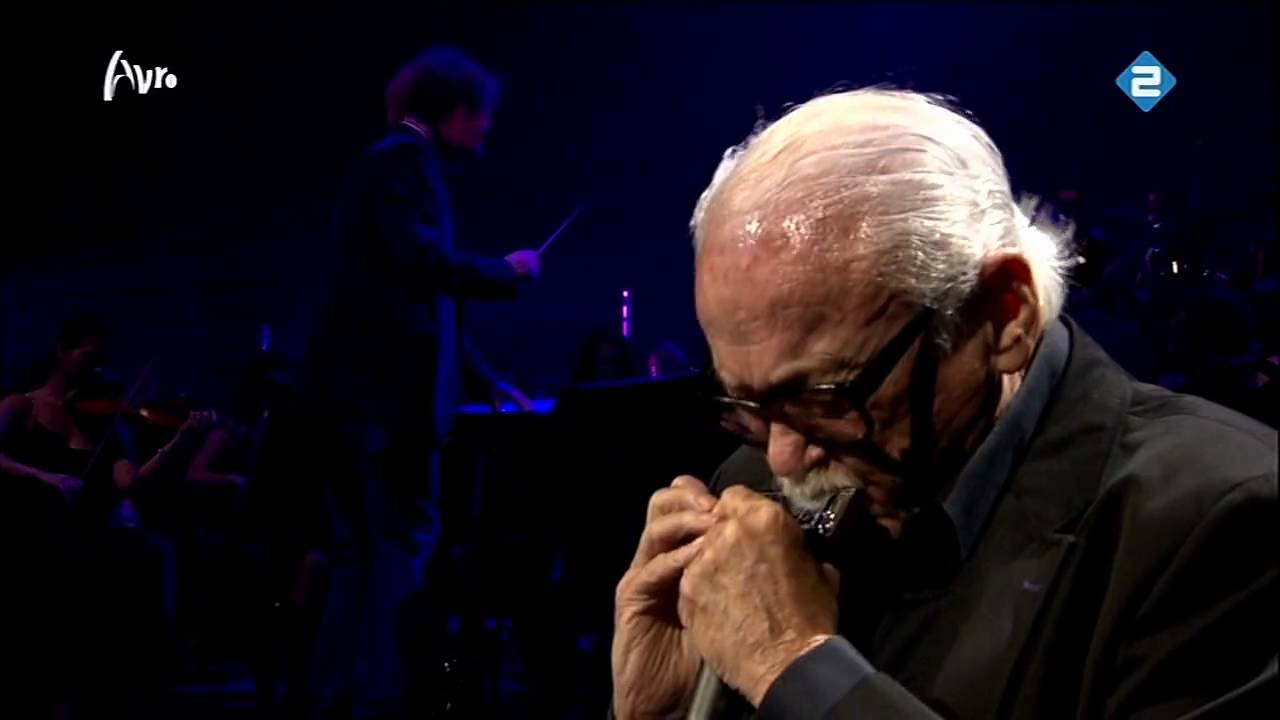 Thielemans has died, aged 94