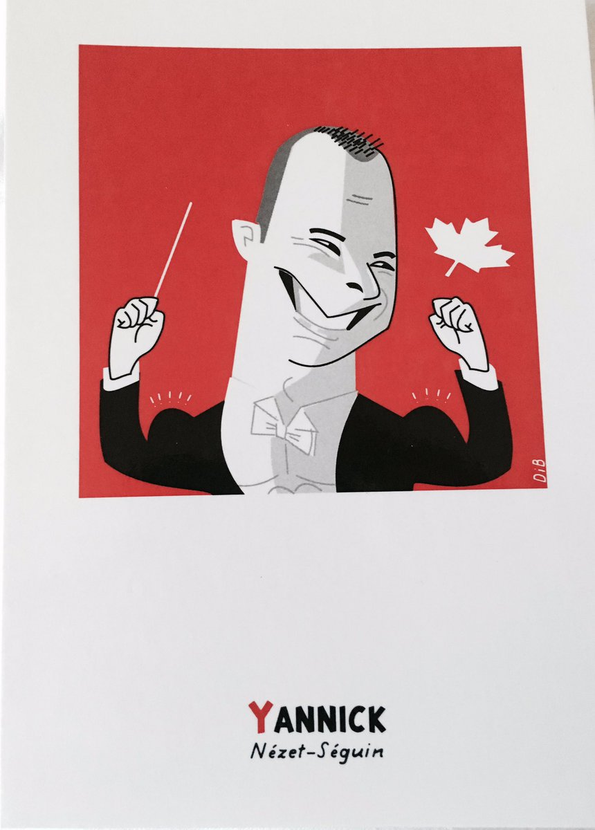 yannick caricature