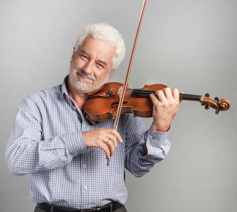 Death of an eminent Italian violinist, 63