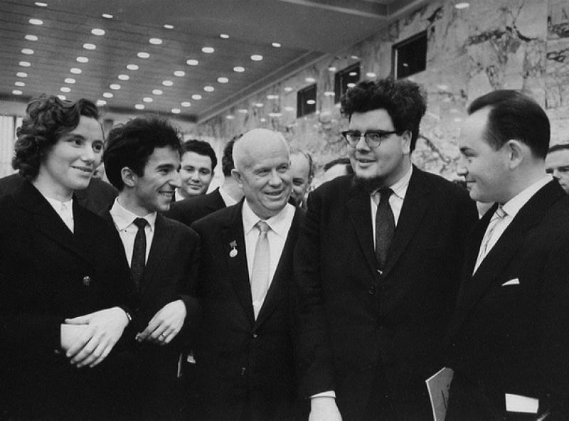 why was khrushchev toppled from power The united states government had supported the american-friendly batista regime since it came to power in 1952 after fidel castro,.