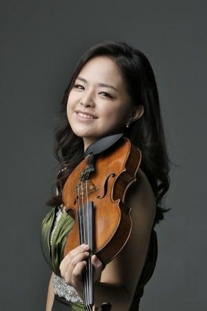 A Silverstein student wins Enescu violin