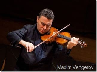 Stars in short pants (11): Maxim Vengerov, 13