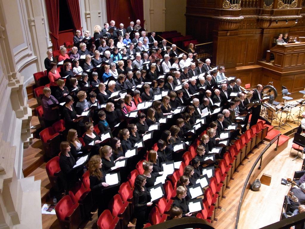 Scotland's desperately seeking singers