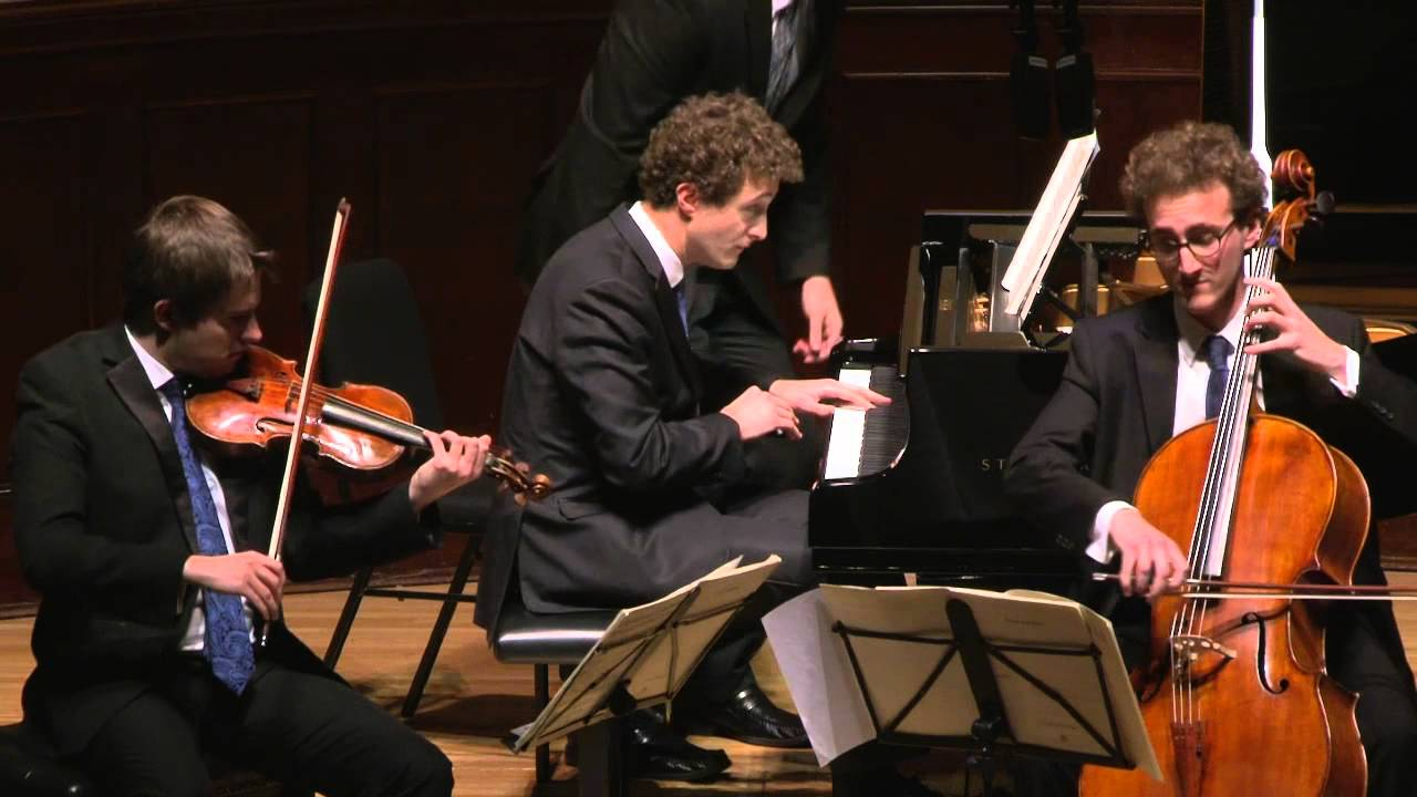 Just in: UK trio wins Holland's biggest prize