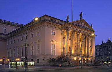 Breaking: Barenboim's opera house lifts Covid shutdown