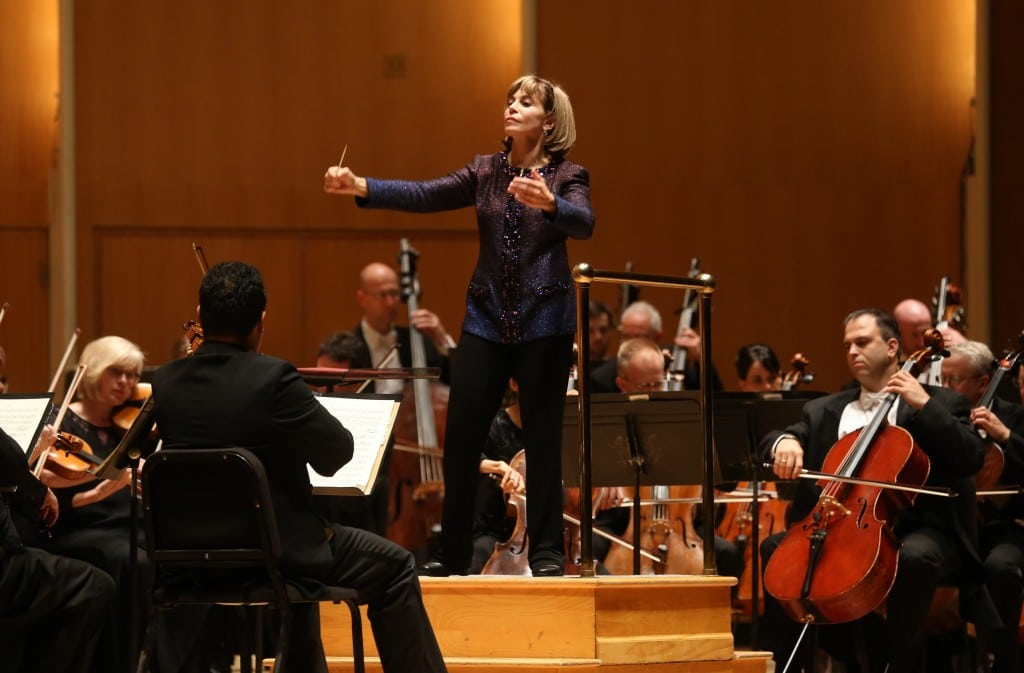 JoAnn gives up an orchestra