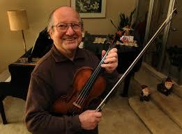 Concertmaster dies, aged 98