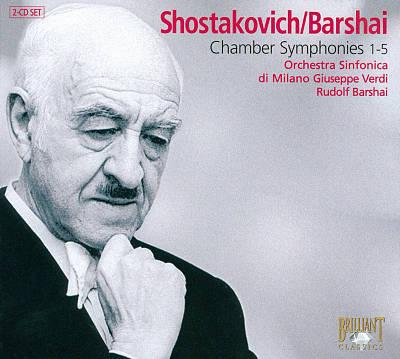 Rudolf Barshai's legacy returns to Moscow