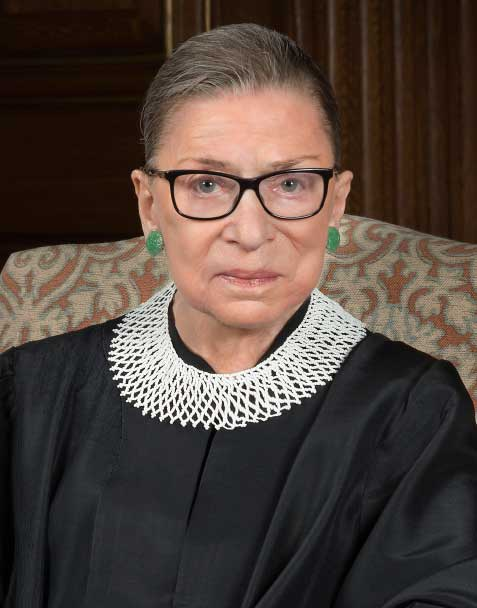 Unmissable: Justice Ruth Bader Ginsburg gets her own ...