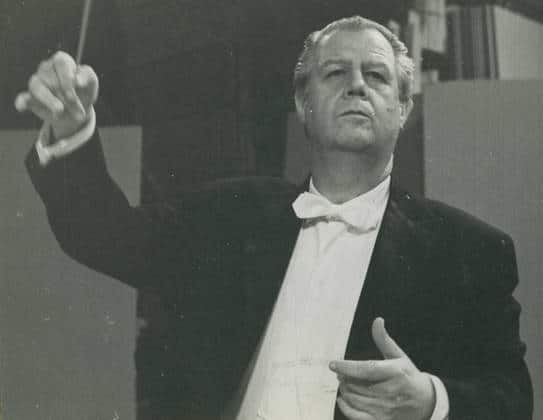 Conductor dies, aged 99