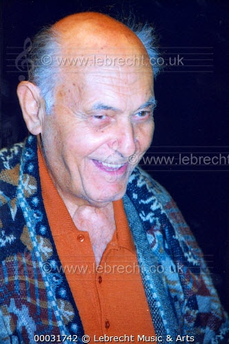 Solti's last interview: 'Would you kindly not bring out so much my love of ladies?'