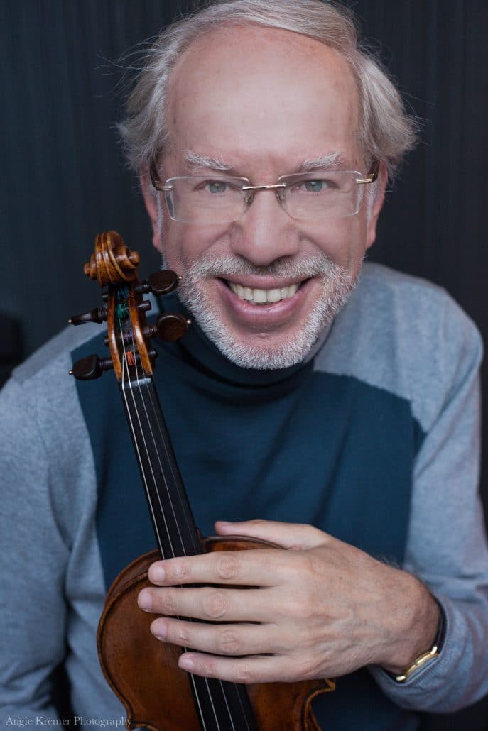 Gidon Kremer: To serve the arts means not to yield to the industry's sharks