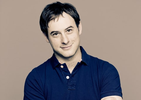 Jonathan Cohen, Conductor Photo: Marco Borggreve