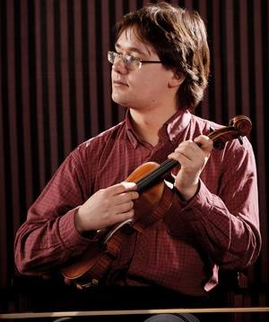 New concertmaster for Scotland