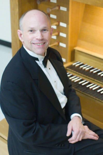Death of an acclaimed organist, 56