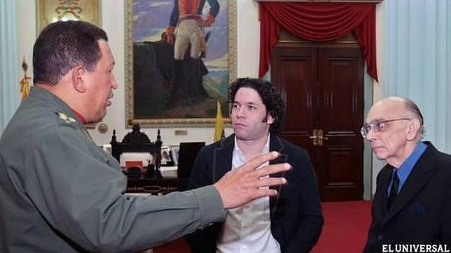 Dudamel confirms he speaks no French and commissions an English ballet