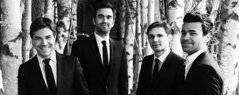 Hot quartet switches leader