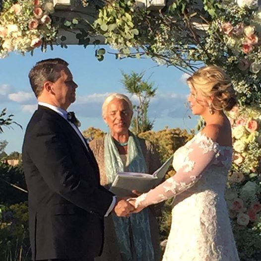 Social and personal: Susan Graham gets wed