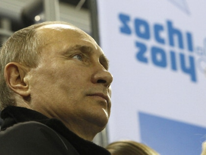 Bruckner chief signs on with Putin