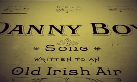 Danny Boy – as never heard before
