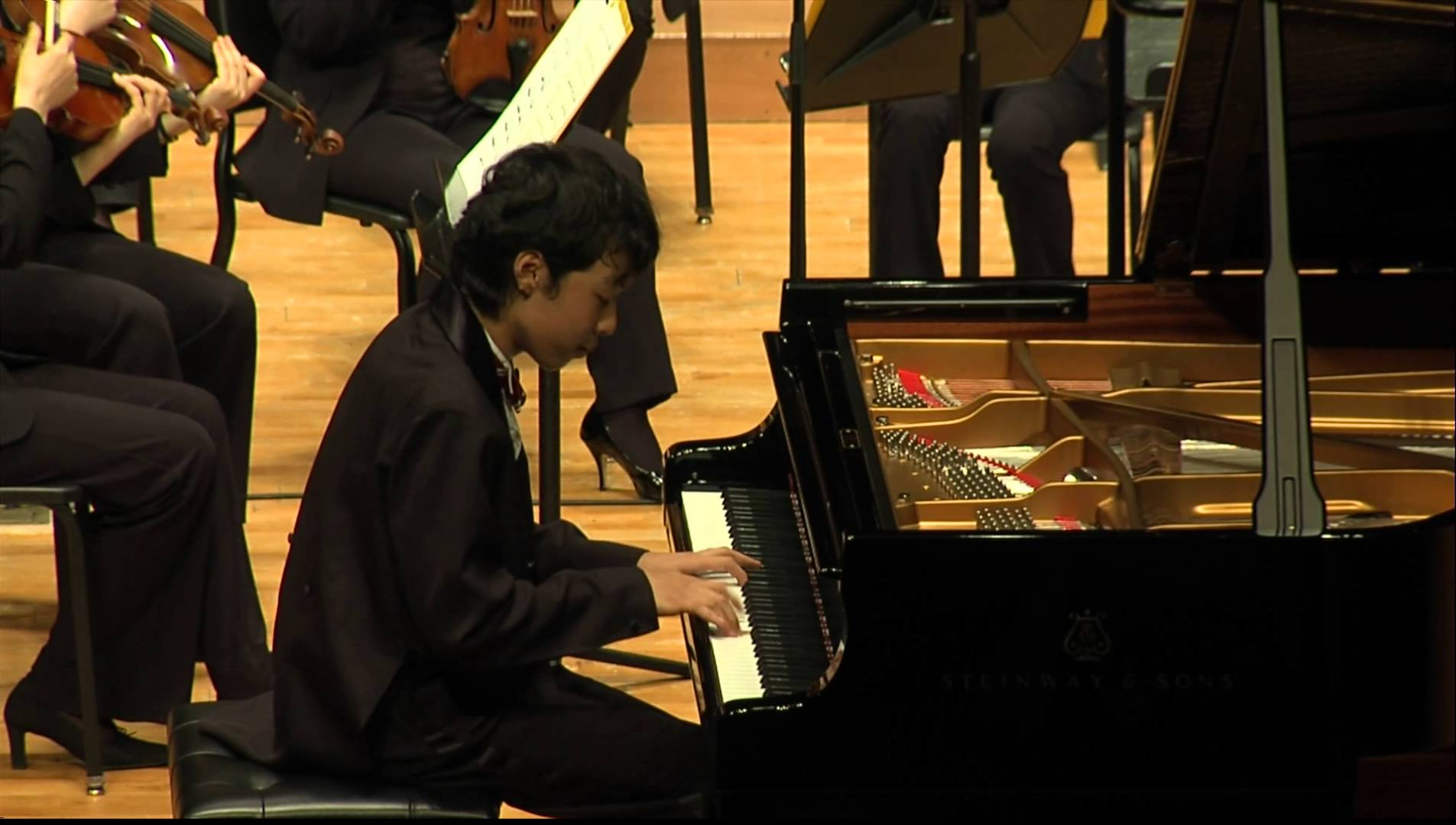 A Korean wins Poland's other piano trophy