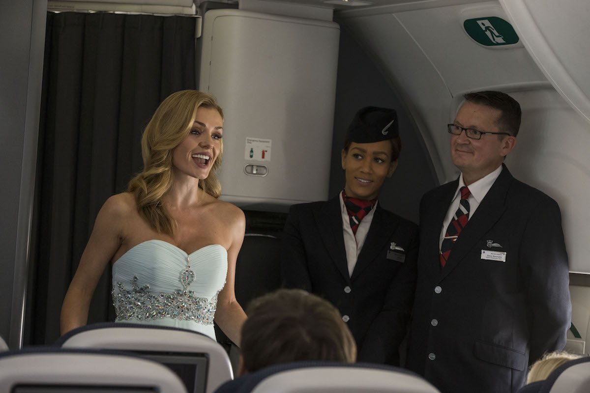 katherine-jenkins-british-airways-41000-feet