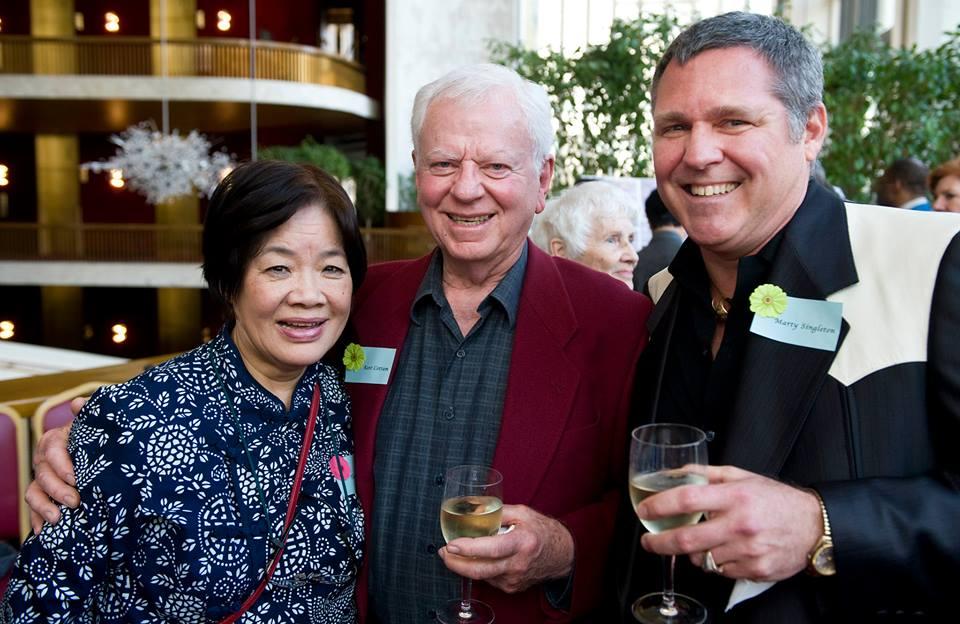 Met Opera chorus mourns veteran member