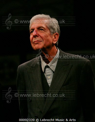 'Democracy is coming to the USA' – Leonard Cohen