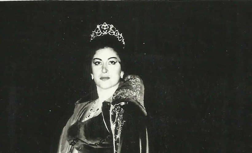 A long-serving La Scala diva has died