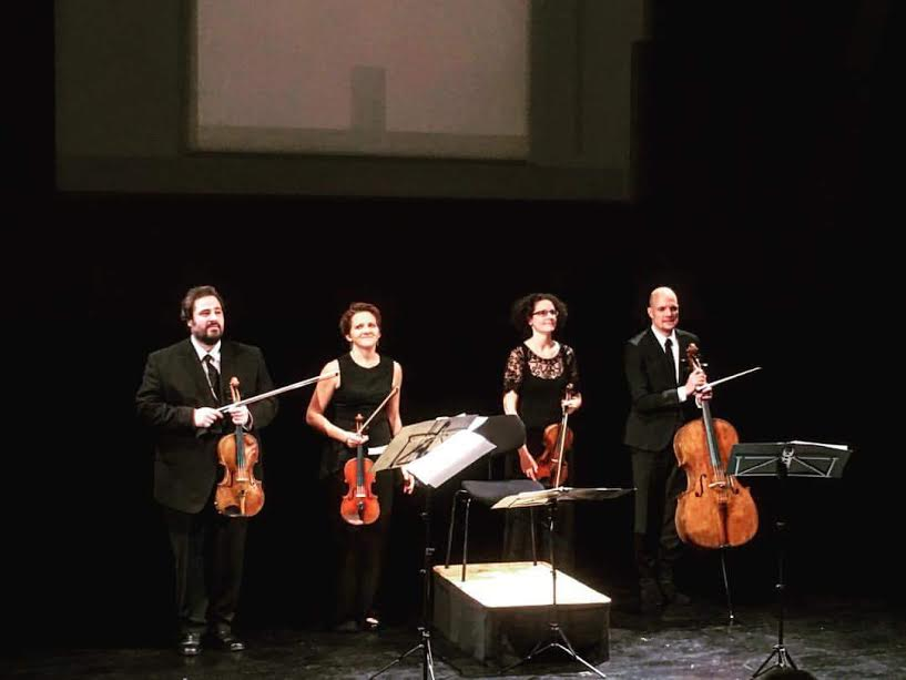 Agency closes account for suspended string quartet