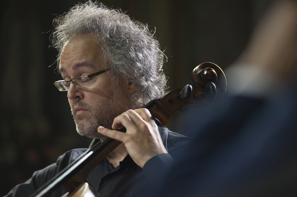 Orchestra mourns principal cellist, aged 50