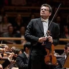 Maestro move: Concertmaster wins music director's job