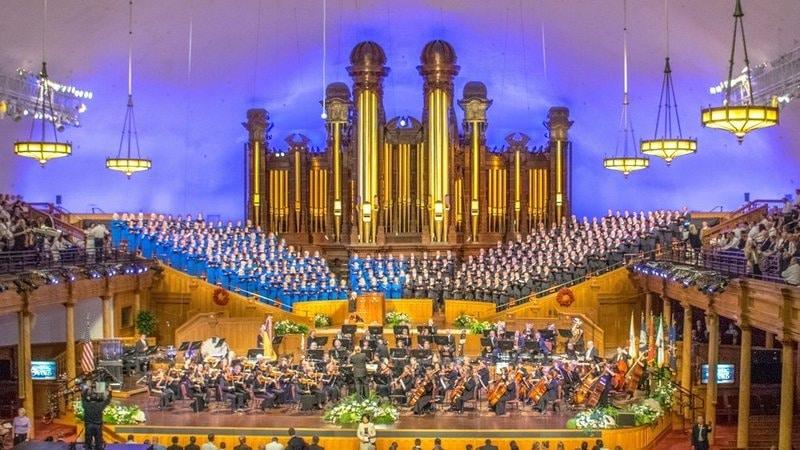 Mormon choir will sing at Trump's inauguration