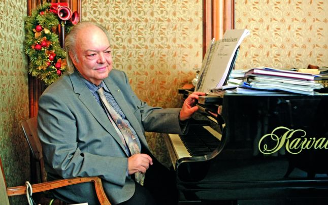 Romania mourns a music director