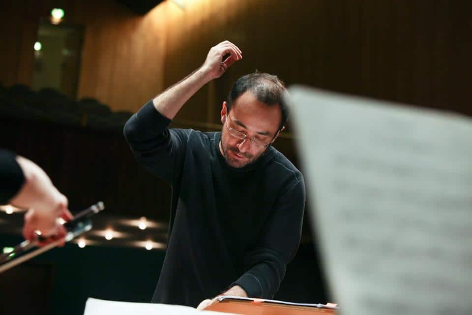 Maestro move: Mozarteum names chief conductor