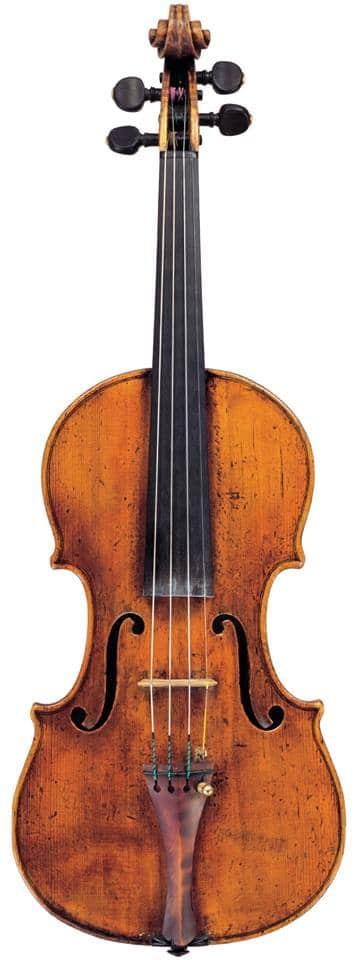 Theft alert: Professor has 1747 violin snatched at Geneva station