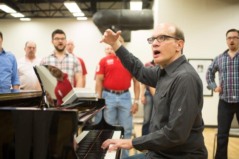 Major opera house seeks chorus master, starting next week