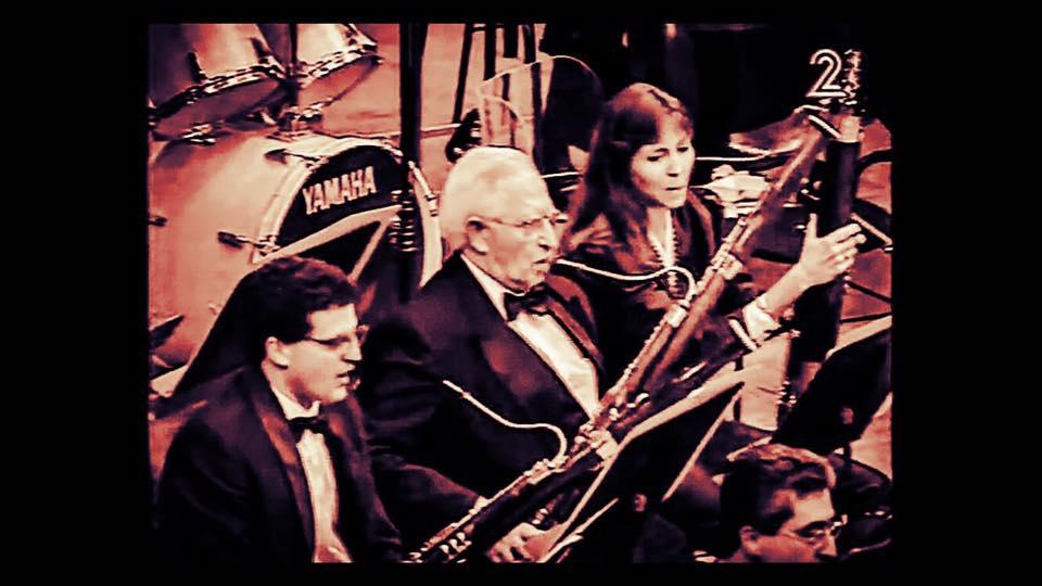 Israel Phil mourns veteran bassoon