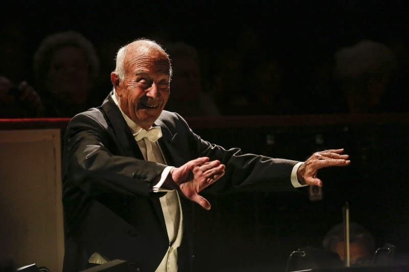 Death of a busy Vienna conductor