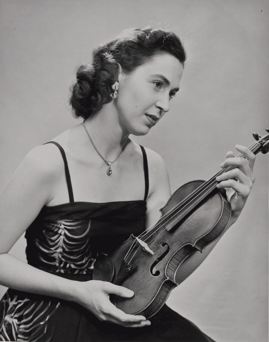 Death of an award-winning US violinist