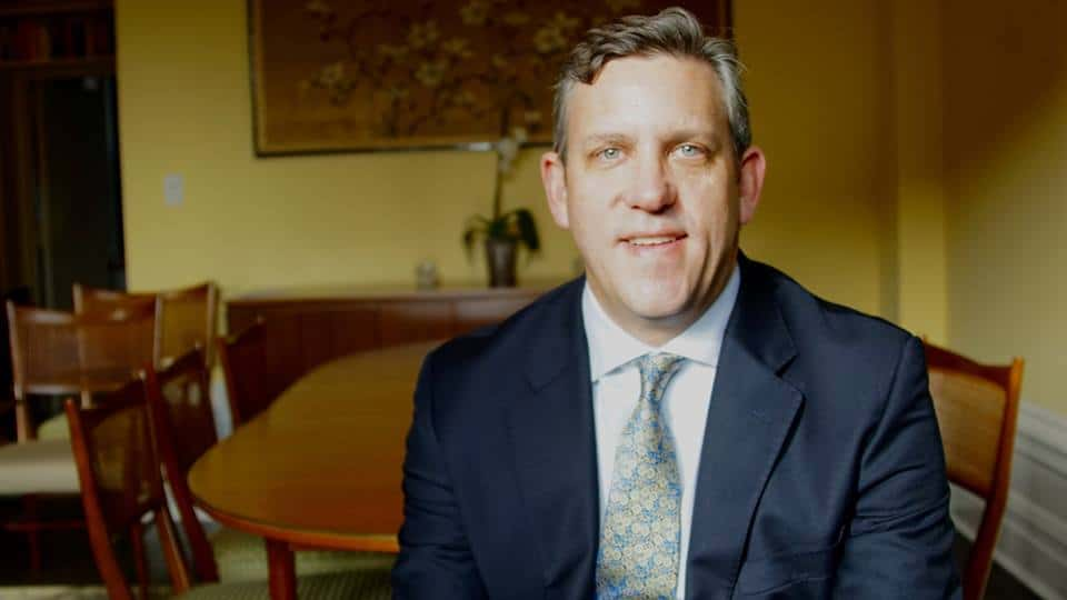 Matthew VanBesien: I want a more audacious job
